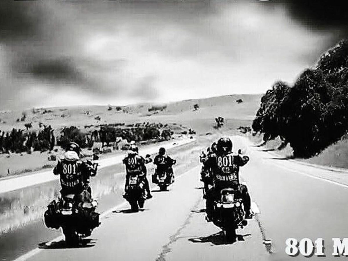 801 MC Ride Fundraiser
