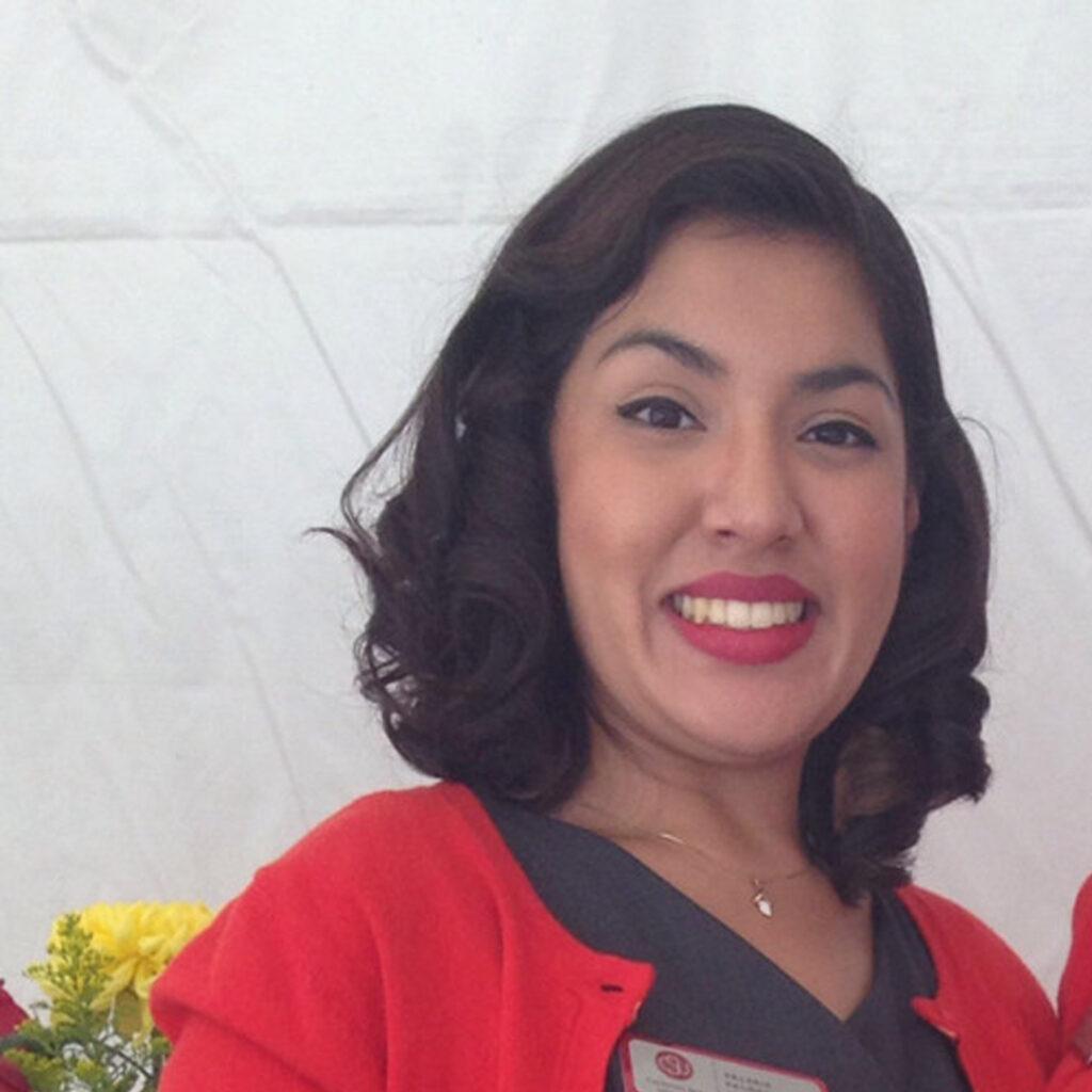 Valerie Valdez Turning Point Board Member